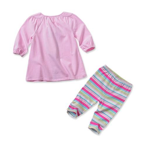 DB1747 davebella baby girl clothing sets