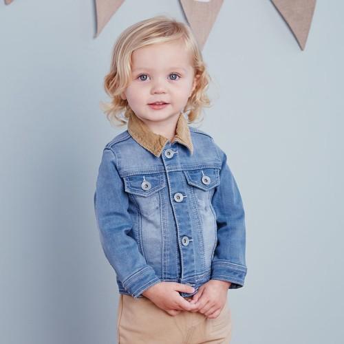 DB1969 davebella baby jeans coats