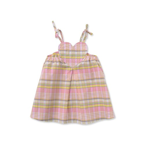 DB1674 davebella baby girl braces skirts