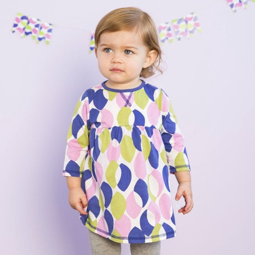DB1715 davebella babygirl dress