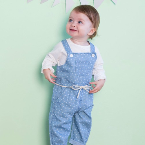 DB1753 davebella baby jump suits