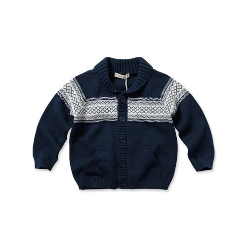 DB1153 davebella baby sweater